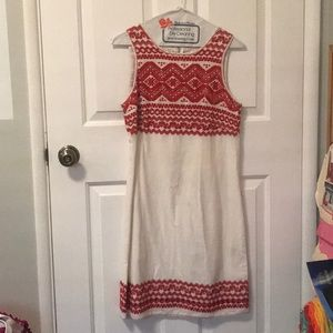 Max Studio knee length dress, size small